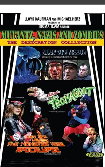 Mutantz, Nazis and Zombies Poster