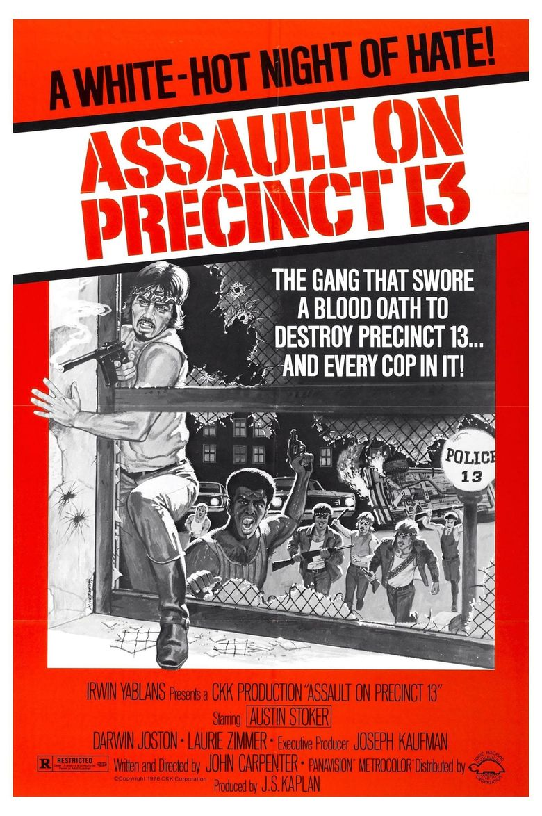 Watch Assault on Precinct 13