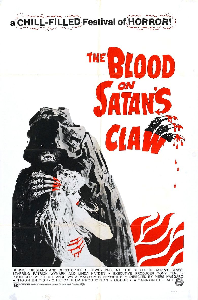 The Blood on Satan's Claw Poster