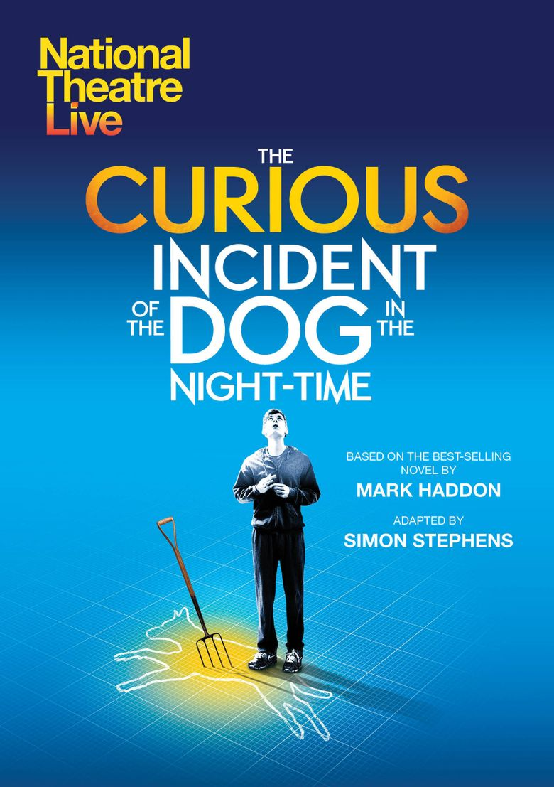 National Theatre Live: The Curious Incident of the Dog in the Night-Time Poster