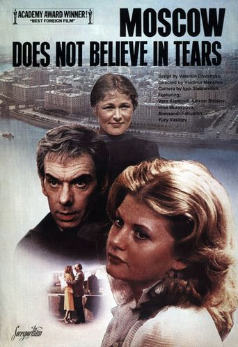Moscow Does Not Believe in Tears Poster
