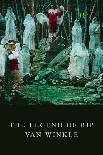 La Légende de Rip Van Winckle Poster