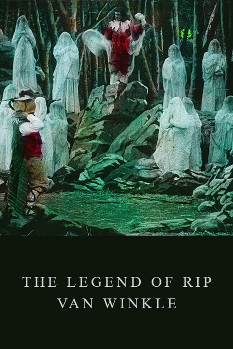The Legend of Rip Van Winkle Poster
