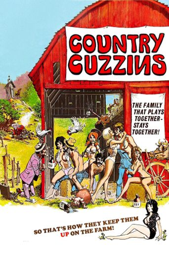 Country Cuzzins Poster