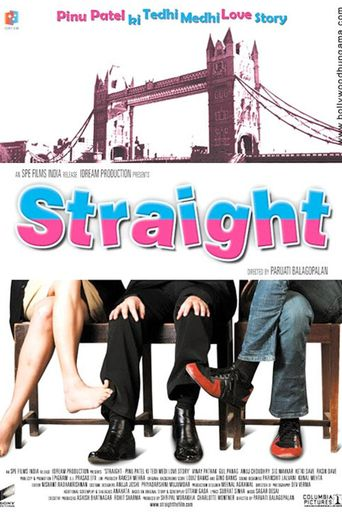 Straight Poster
