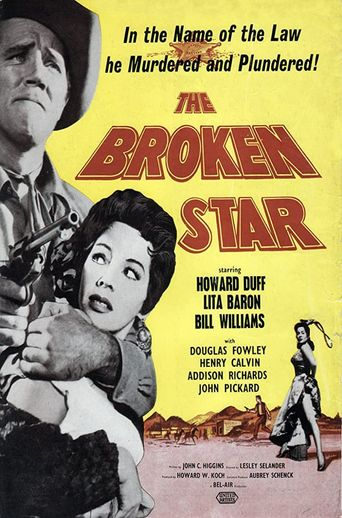 The Broken Star Poster