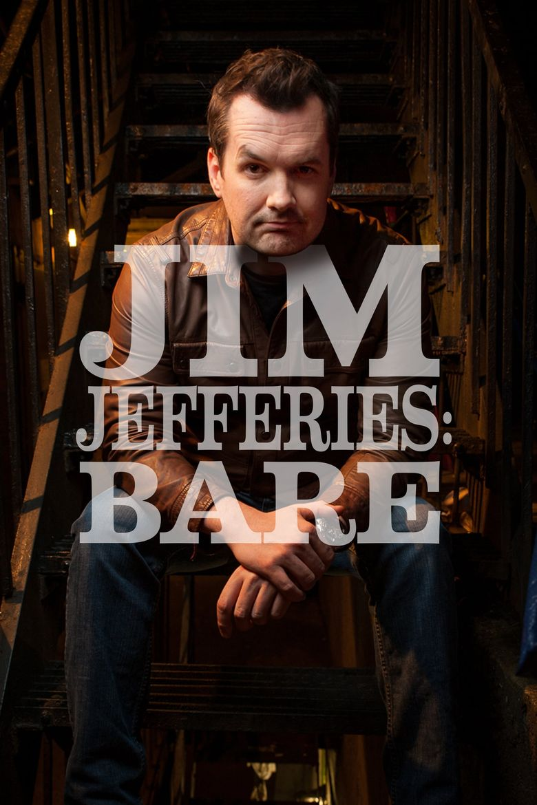 Jim Jefferies: Bare Poster