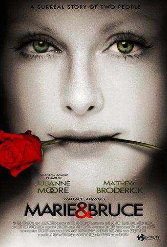 Marie and Bruce Poster