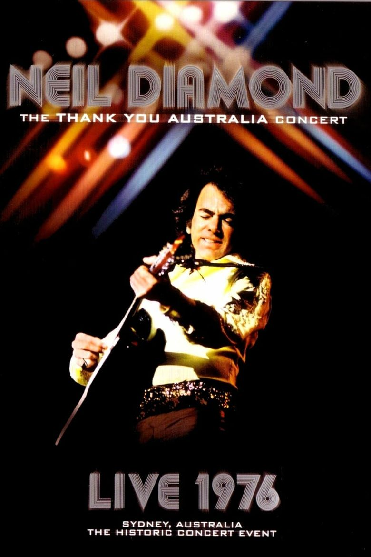 Neil Diamond: Live 1976 Poster