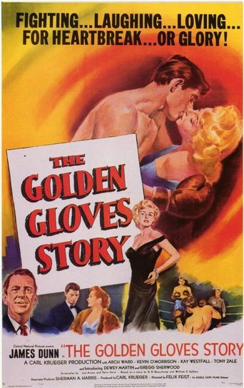 The Golden Gloves Story Poster