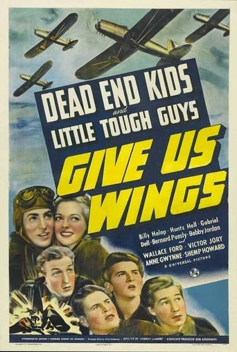Give Us Wings Poster