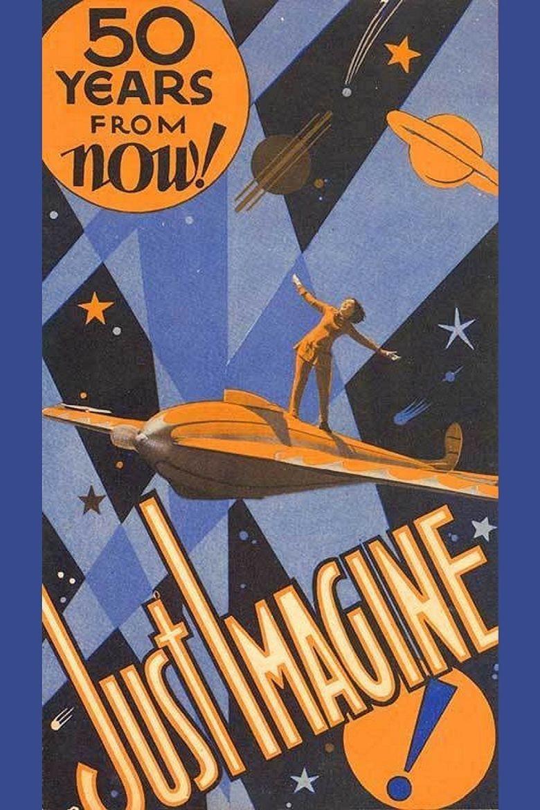 Just Imagine Poster