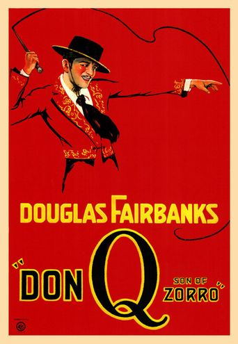 Watch Don Q Son of Zorro