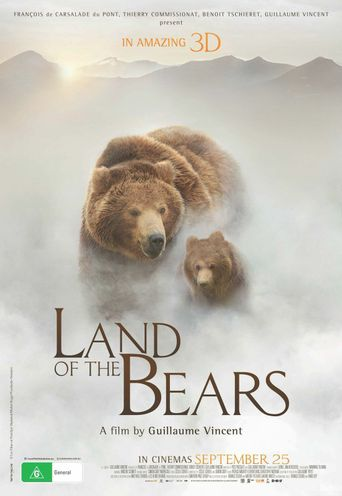 Land of the Bears Poster