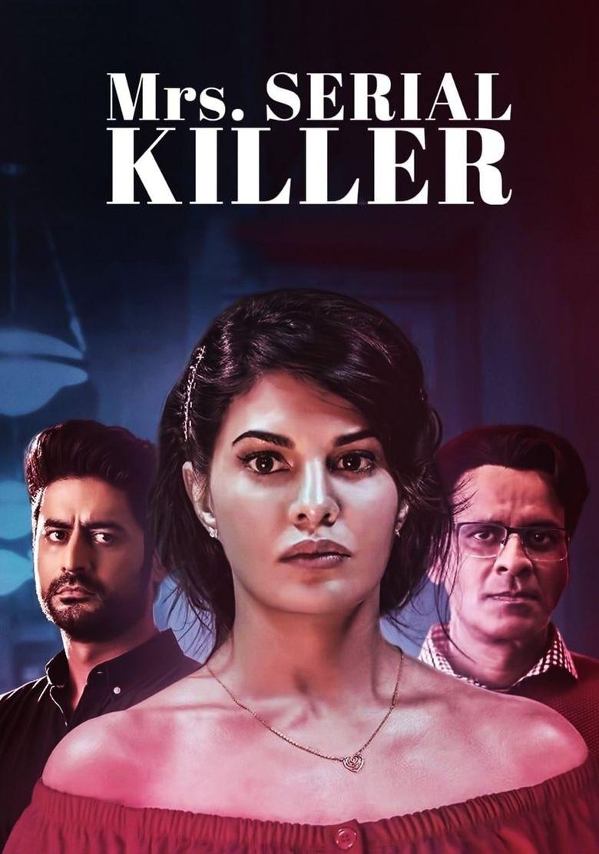 Mrs. Serial Killer Poster
