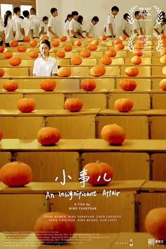 An Insignificant Affair Poster