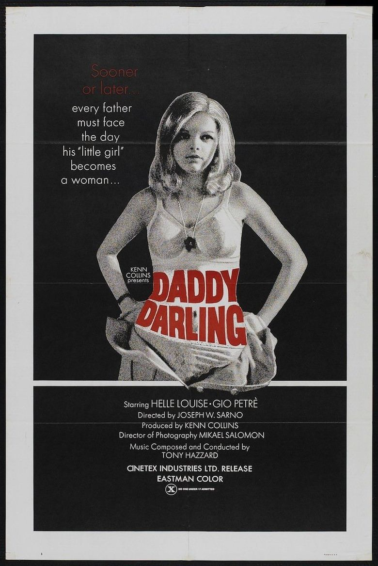Daddy, Darling Poster