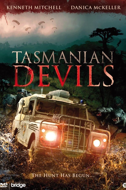 Tasmanian Devils Poster