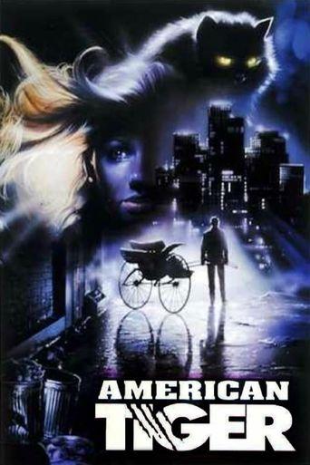 American Tiger Poster