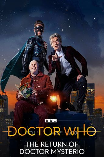 Doctor Who: The Return of Doctor Mysterio Poster