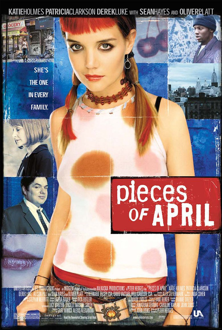 Pieces of April Poster