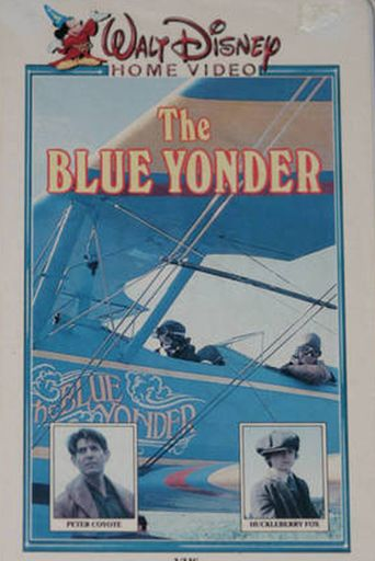 The Blue Yonder Poster