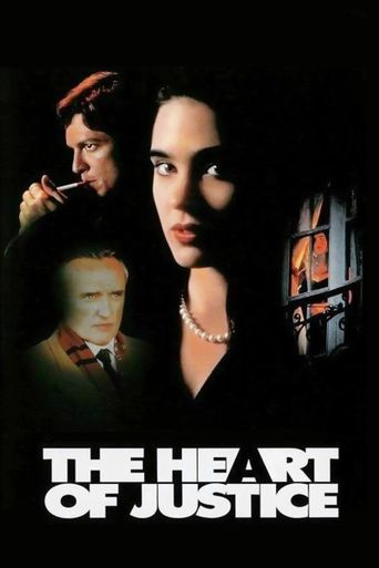 The Heart of Justice Poster