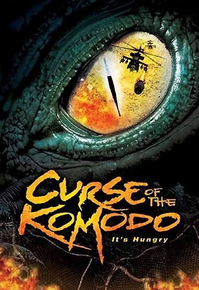 The Curse of the Komodo Poster