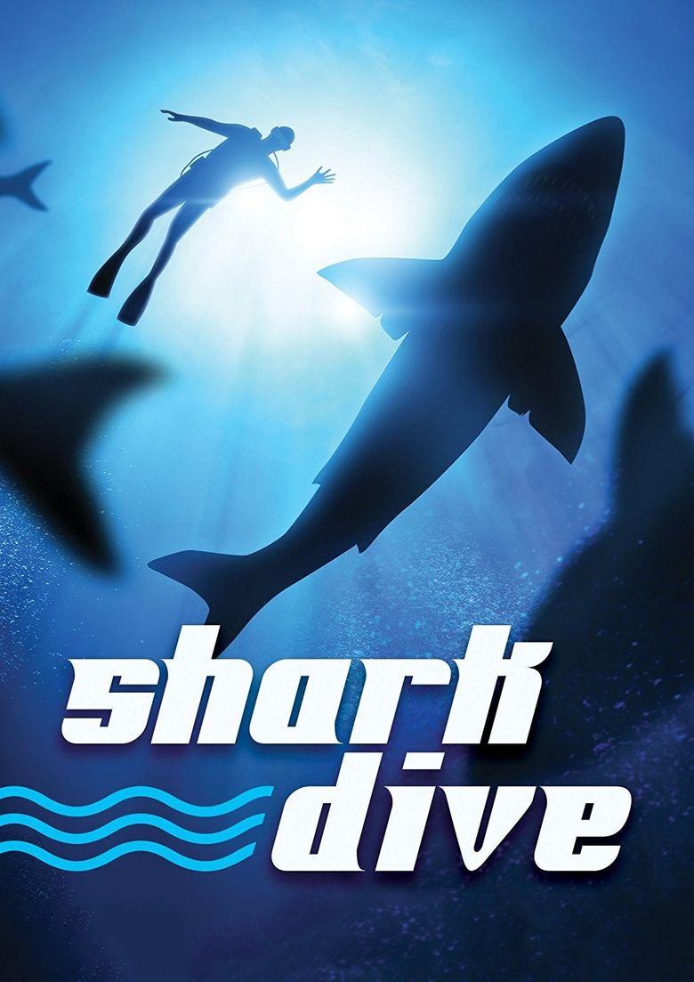 Shark Dive Poster