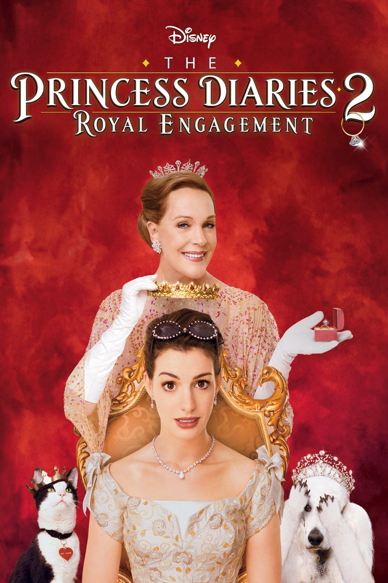 Watch The Princess Diaries 2: Royal Engagement