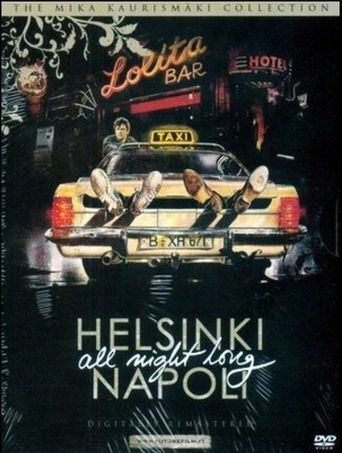 Helsinki Napoli - All Night Long Poster