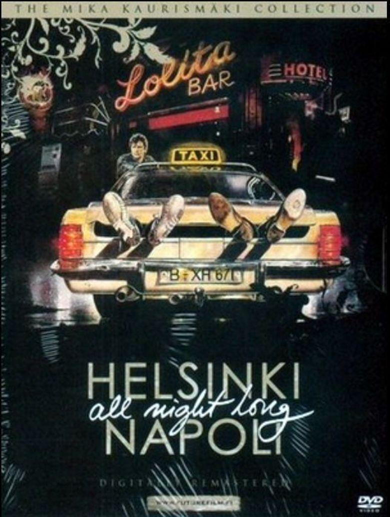 Helsinki Napoli - All Night Long Poster