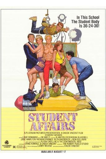 Student Affairs Poster