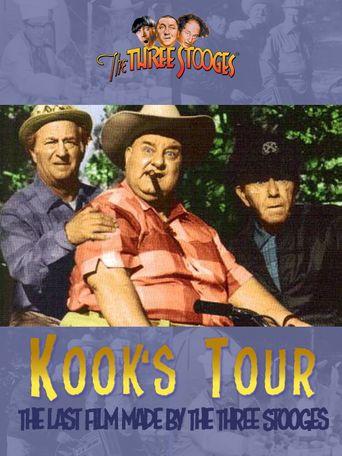 Kook's Tour Poster