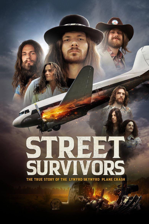 Street Survivors: The True Story of the Lynyrd Skynyrd Plane Crash Poster