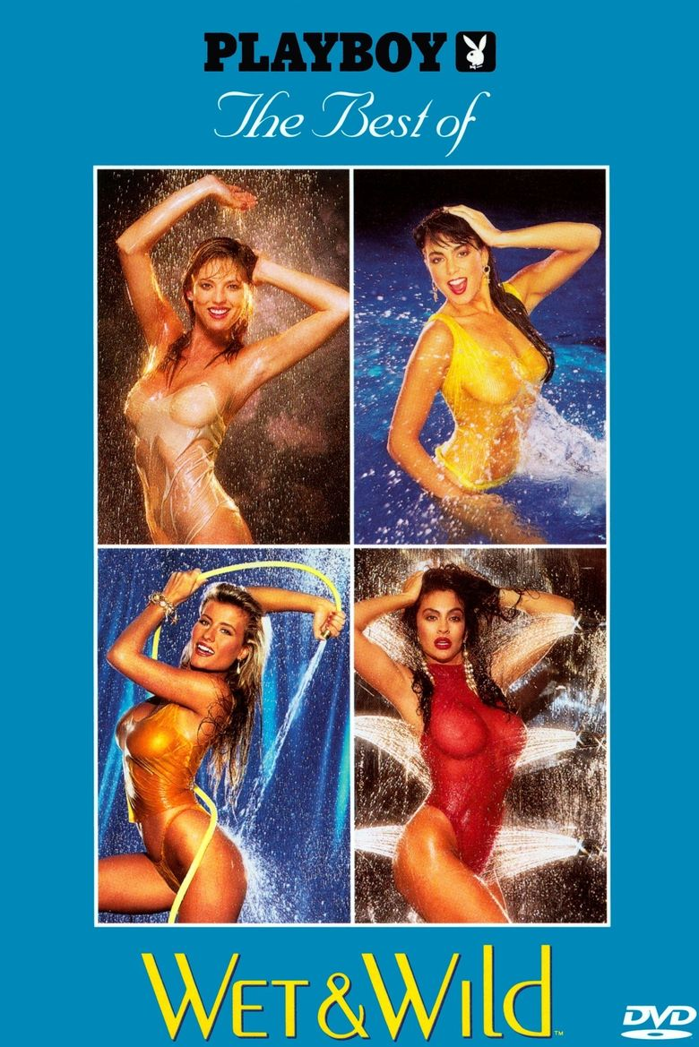 Playboy: The Best of Wet & Wild Poster