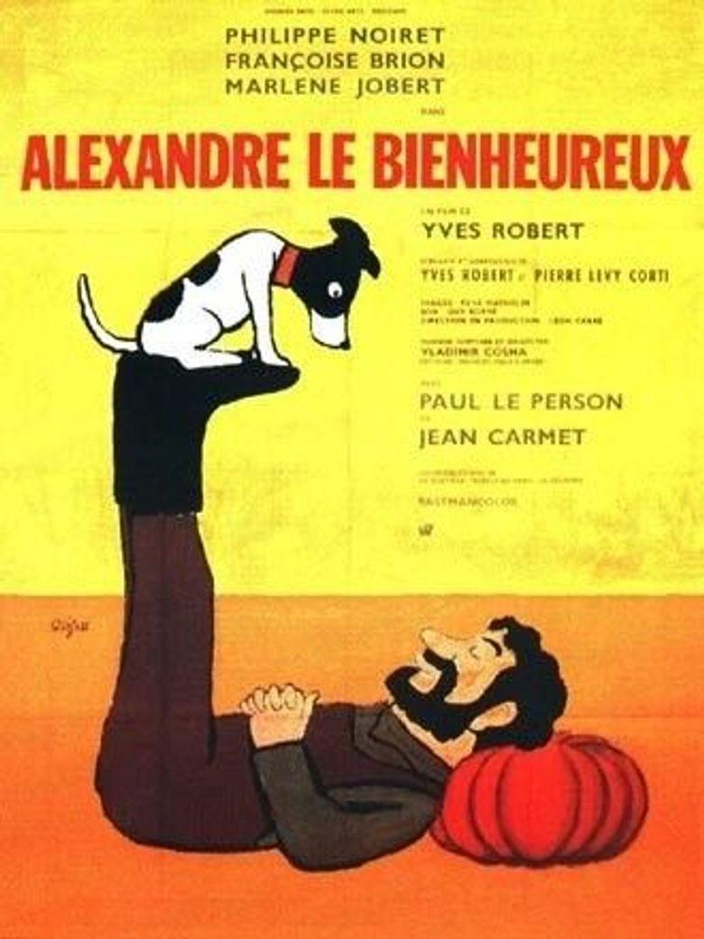 Very Happy Alexander Poster