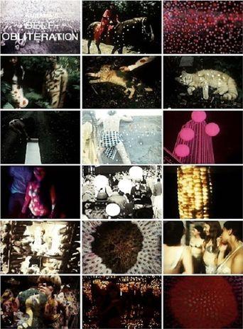 Kusama's Self-Obliteration Poster