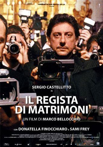 The Wedding Director Poster