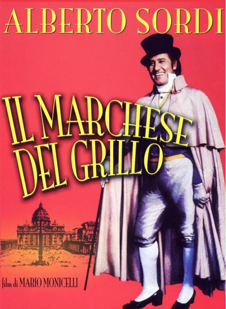 The Marquis of Grillo Poster