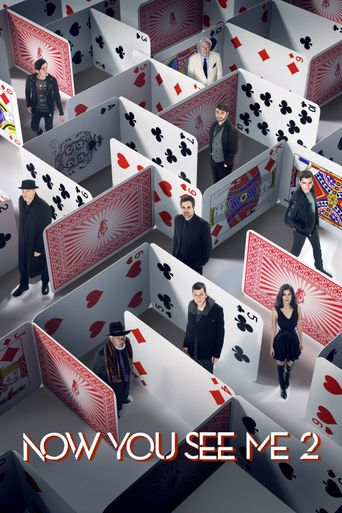 Watch Now You See Me 2