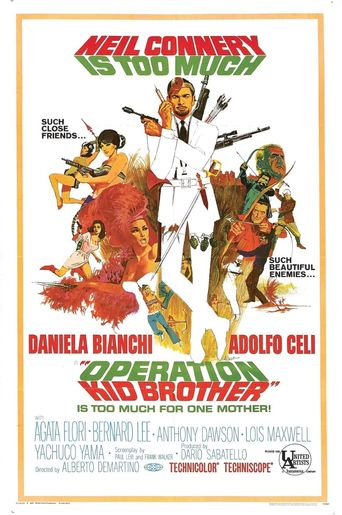 Operation Kid Brother Poster