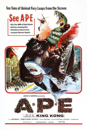 A*P*E Poster
