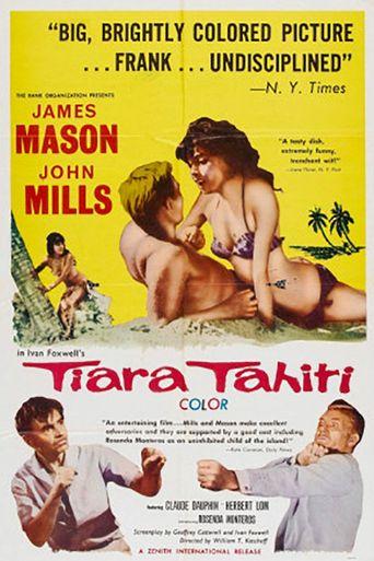 Tiara Tahiti Poster