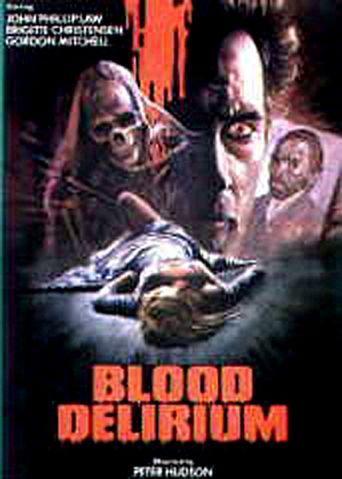 Blood Delirium Poster