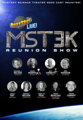 RiffTrax Live: MST3K Reunion Show Poster
