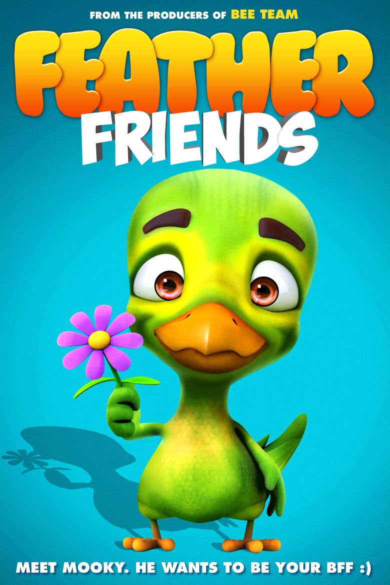 Feather Friends Poster
