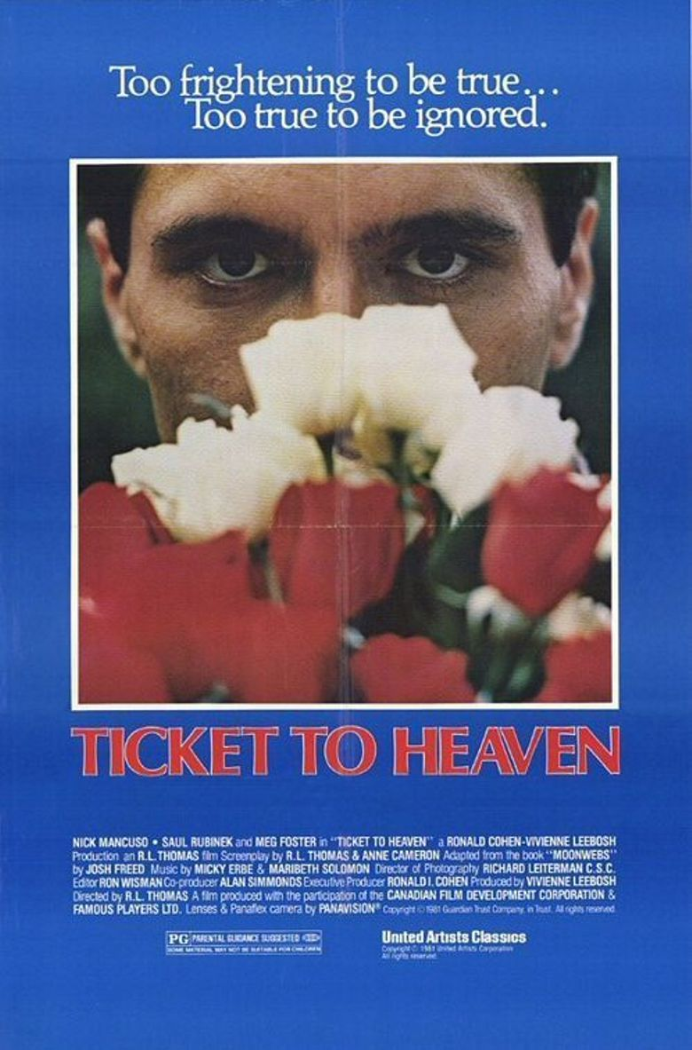 Ticket to Heaven Poster