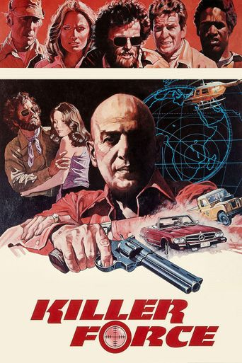 Killer Force Poster