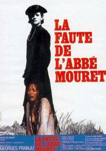 The Demise of Father Mouret Poster